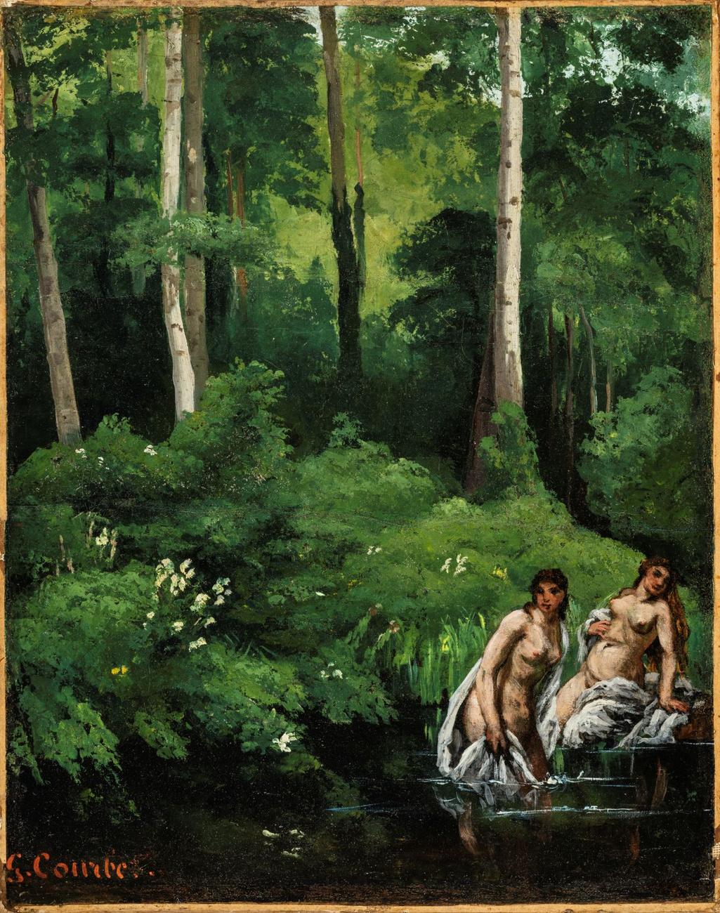 Újabb Gustave Courbet-kép kerül a Szépművészeti Múzeumba