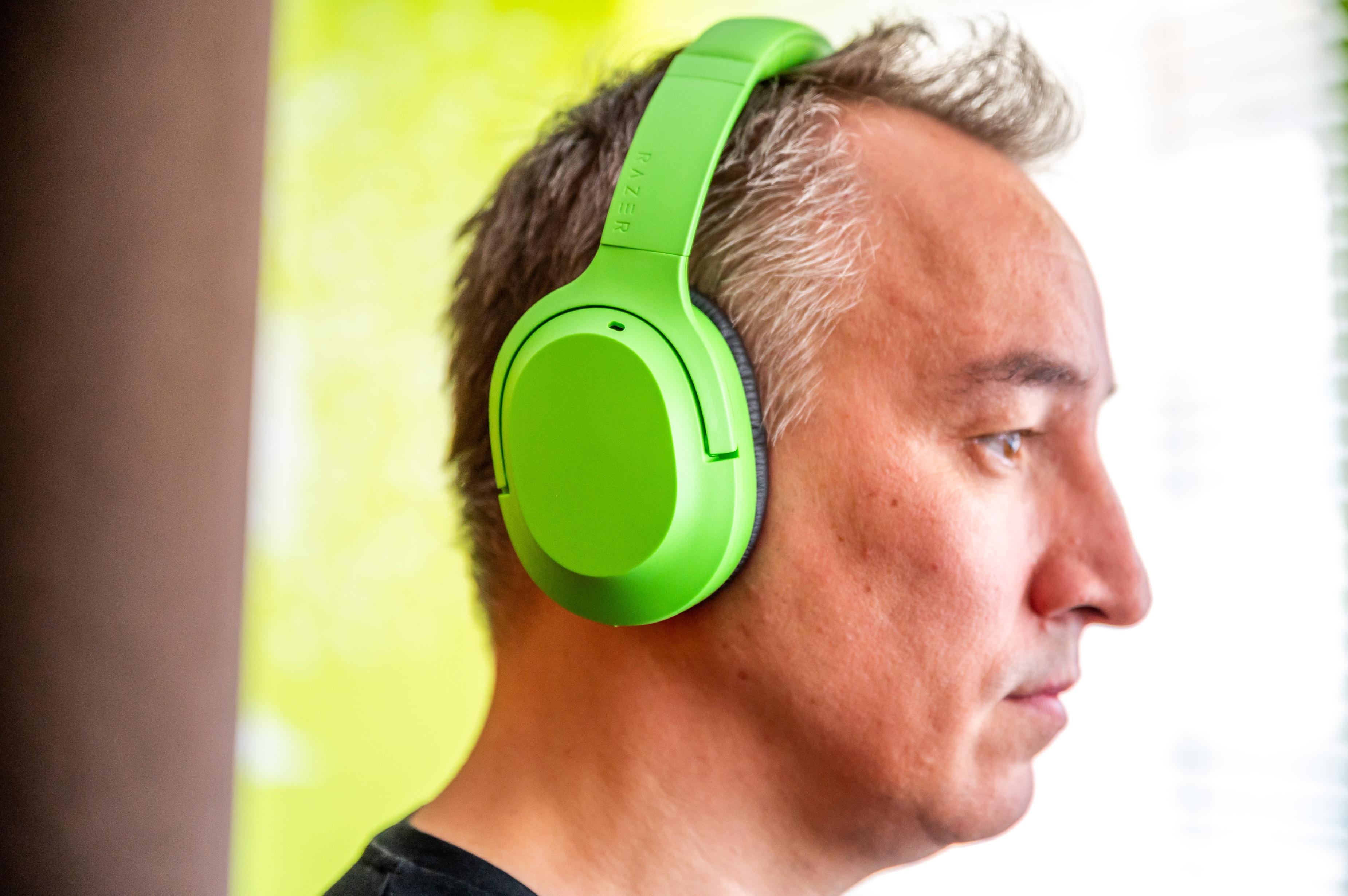 Meglepően jó lett a Razer új, zajszűrős fejhallgatója