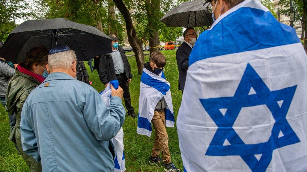 Mazsihisz: Nincsenek fizikai támadások, de sok az antiszemita