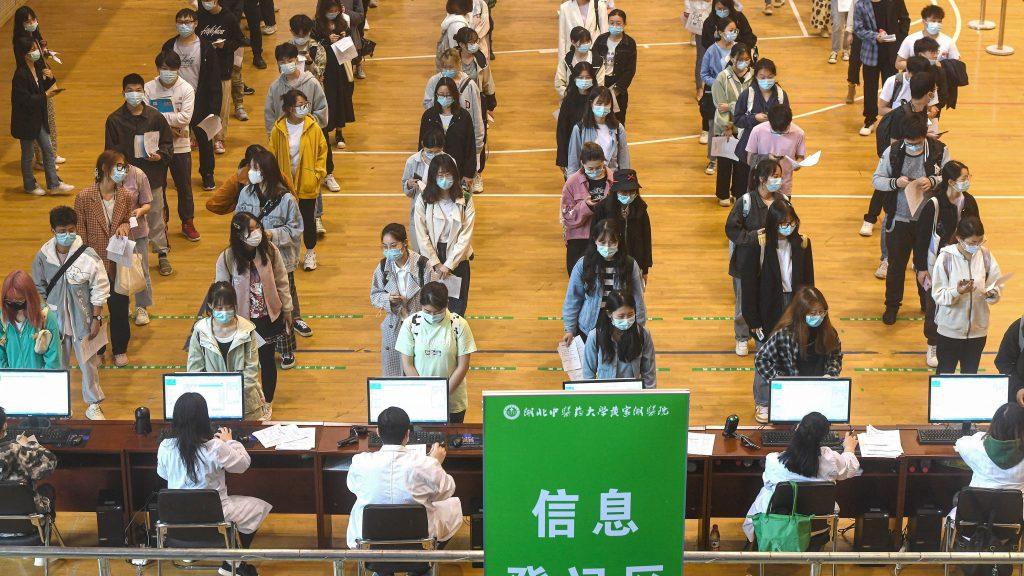 Több mint egymilliárd embert beoltottak Kínában