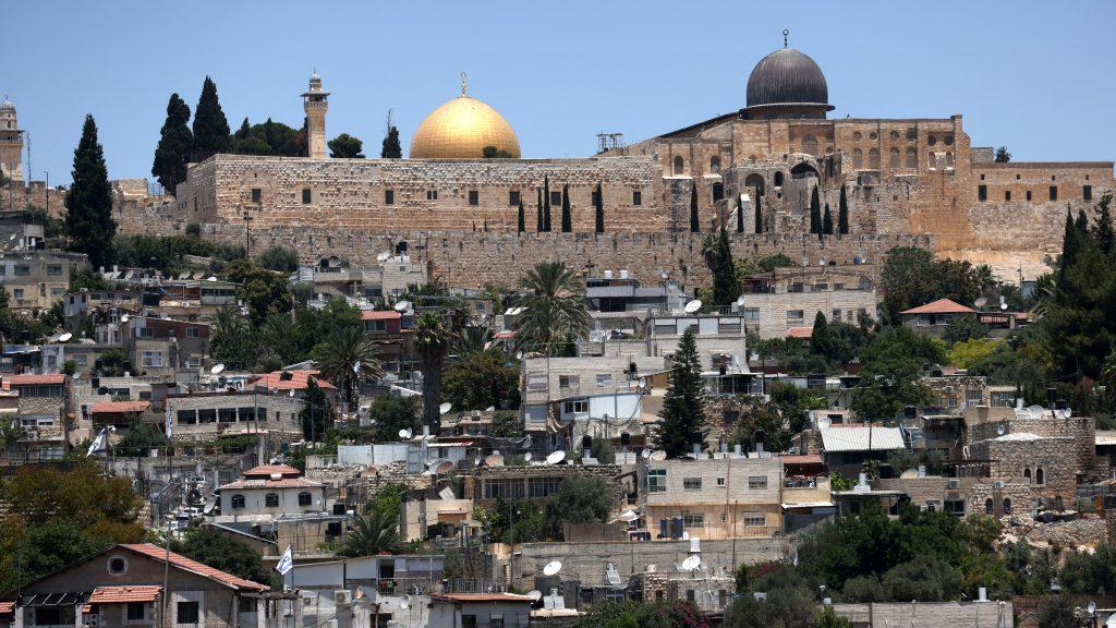 Izrael ellenzi a jeruzsálemi amerikai konzulátus újranyitását
