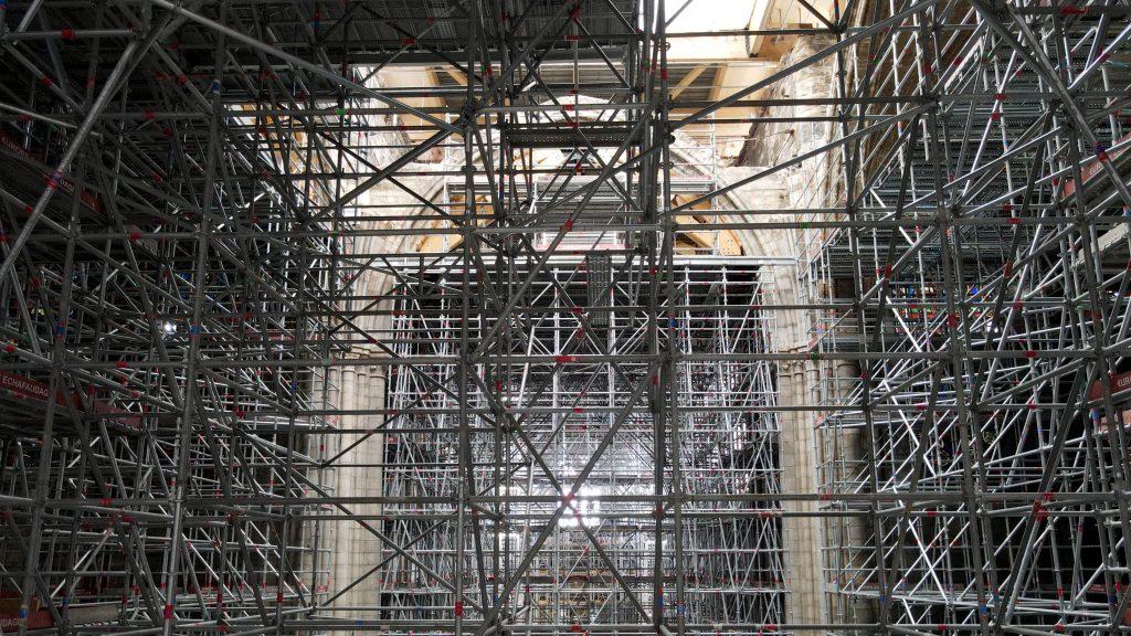 2024-ben nyithat újra a Notre Dame-katedrális
