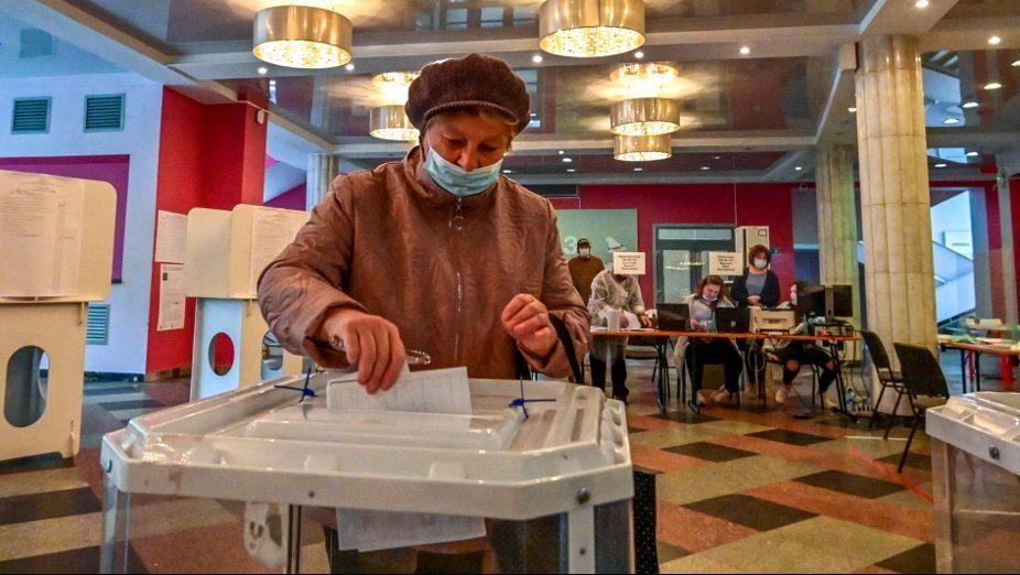 Orosz választások: példátlan túlterheléses támadásról beszélt a Központi Választási Bizottság vezetője