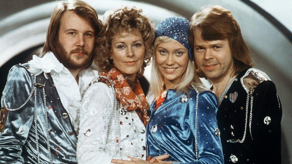Az ABBA új lemezt készített 40 év után
