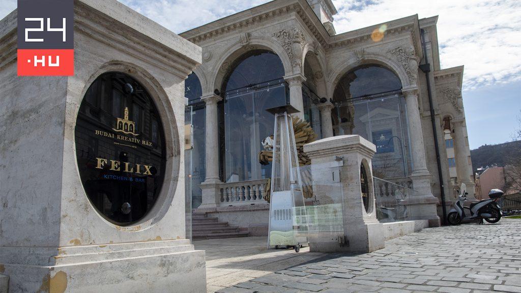 Matolcsy Ádám barátjáé lett a közpénzből épített luxusétterem a Várkert Kaszinóban