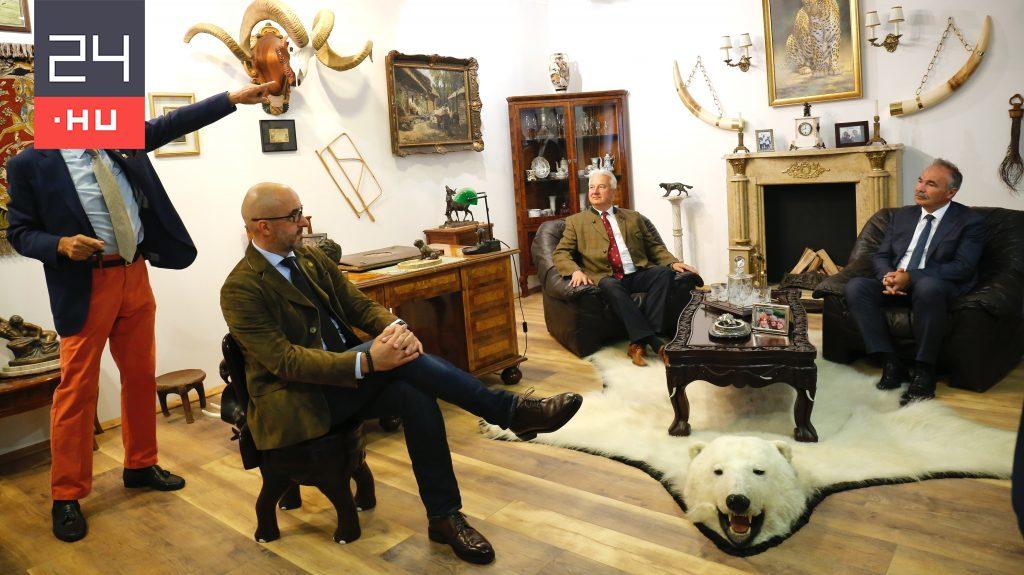 A vadászati világkiállításon nem kell betartani a védelmi intézkedéseket