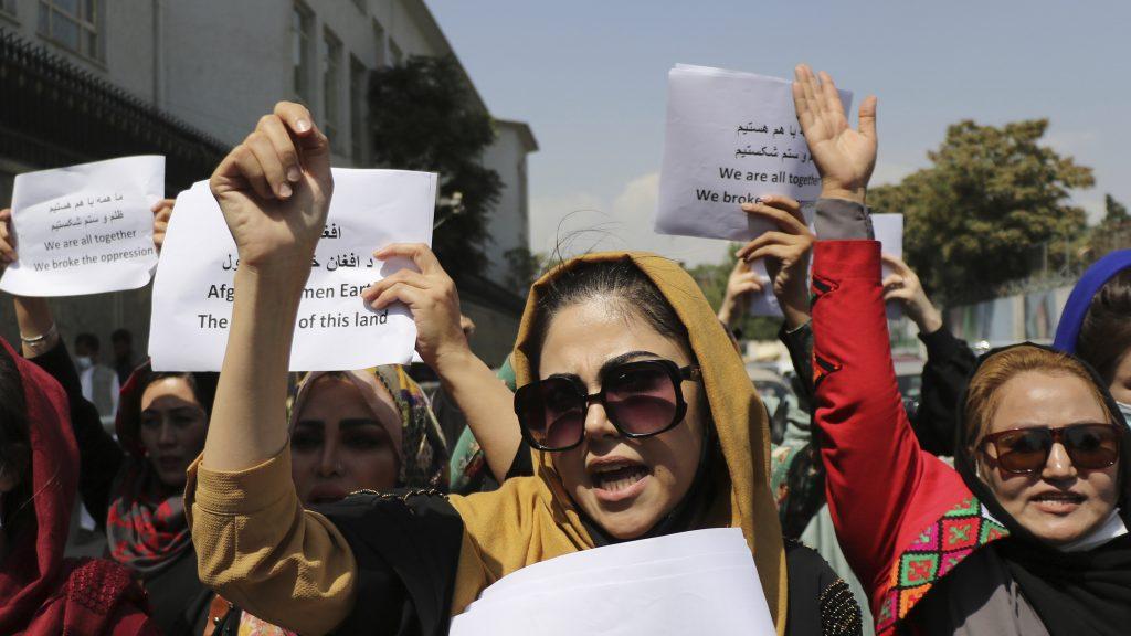 Erényügyi hivatal lett az afgán nőügyi minisztérium