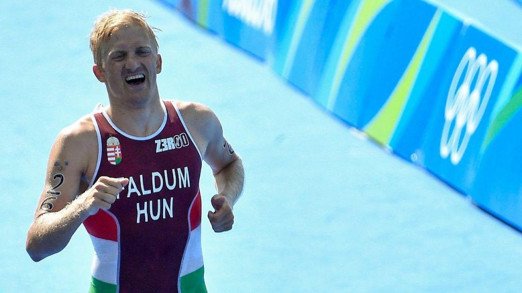 Legyőzte a friss olimpiai bajnokot a Tokióról lemaradt magyar triatlonos