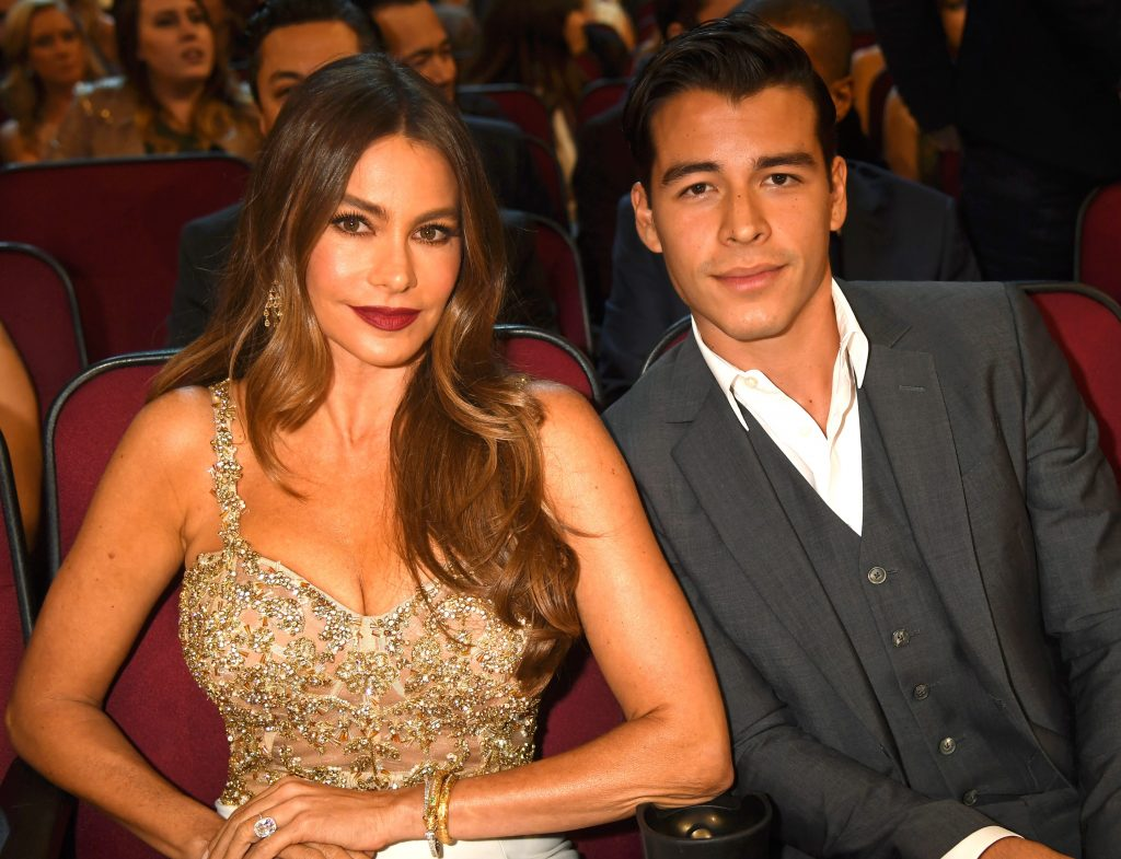 Alig akarjuk elhinni, hogy Sofia Vergara fia már 30 éves