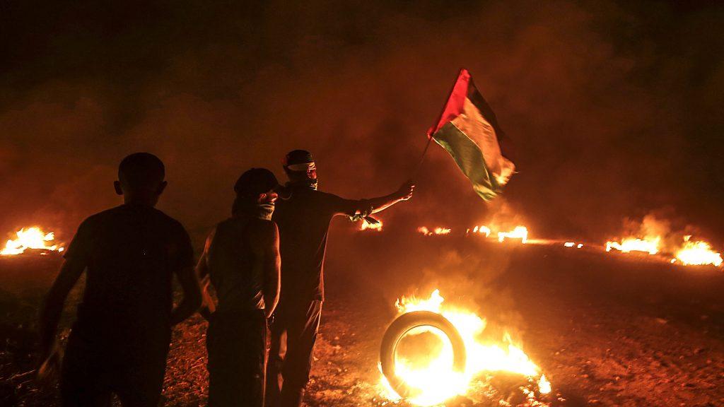 Izrael lecsapott a Gázai övezetre