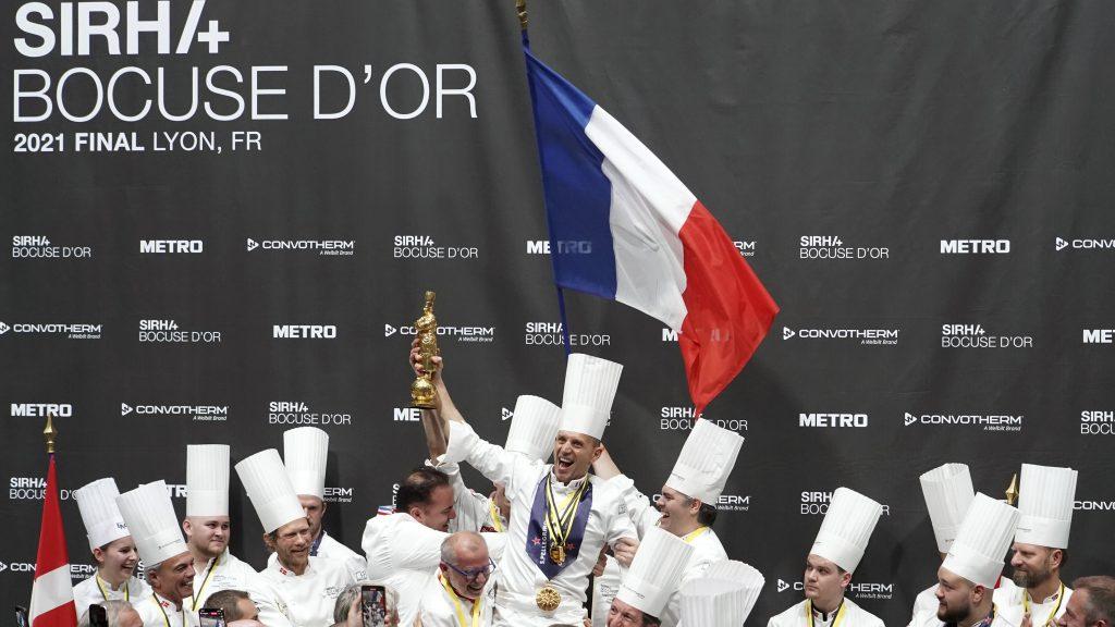 Bocuse d'Or: Franciaország nyerte a világversenyt