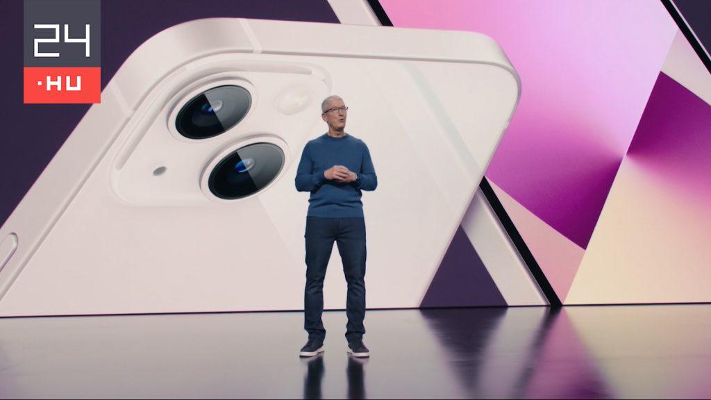 iPhone 13: bemutatkoztak az Apple idei csúcstelefonjai