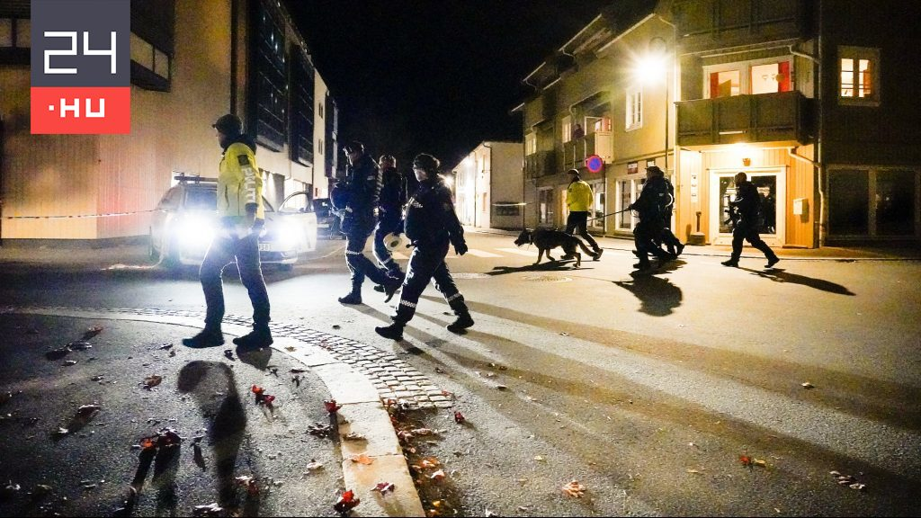 Nyílvesszős támadás történt egy norvég városban, többen meghaltak