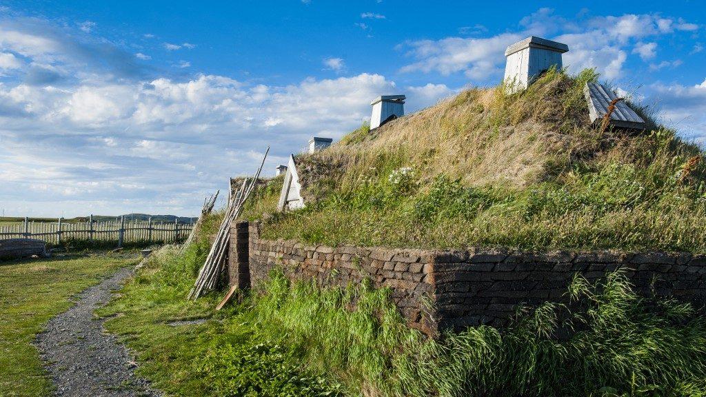A vikingek már ezer éve elérték Amerikát