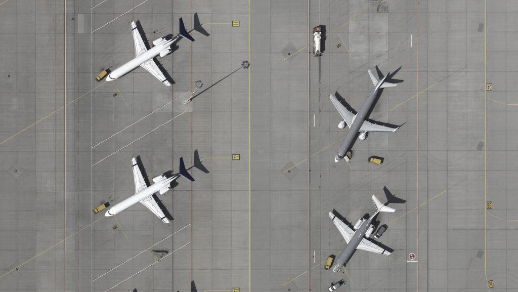 Az ENSZ klímakonferenciáján kikötik, hová parkoljanak a privát repülők