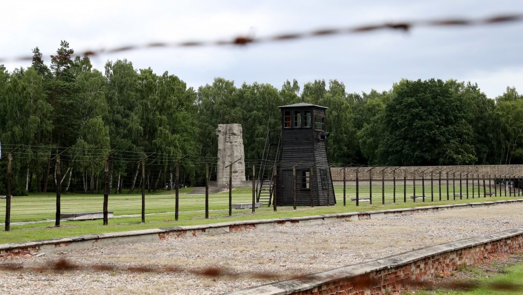 Szabadon engedték a stutthofi koncentrációs tábor 96 éves titkárnőjét