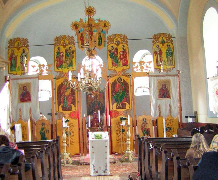 Húsvét vasárnapi mise