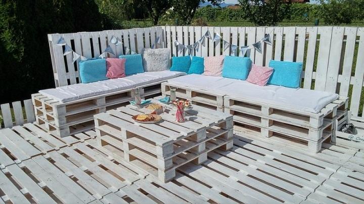 gy lesz 44 raklapb l b josan pazar kerti terasz soksz n vid k. Black Bedroom Furniture Sets. Home Design Ideas