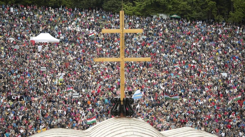 Meghosszabbították a regisztrációt a csíksomlyói pápalátogatásra