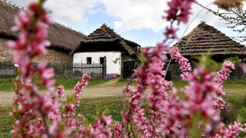 Szentendre, 2017. április 6. Észak-magyarország falusi épületeit bemutató kiállítás az idén 50 éves szentendrei Skanzenben 2017. április 6-án. MTI Fotó: Máthé Zoltán