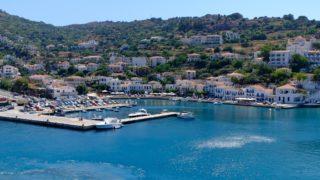 Evdilos village, Ikaria island, North Aegean islands, Greek Islands, Greece, Europe