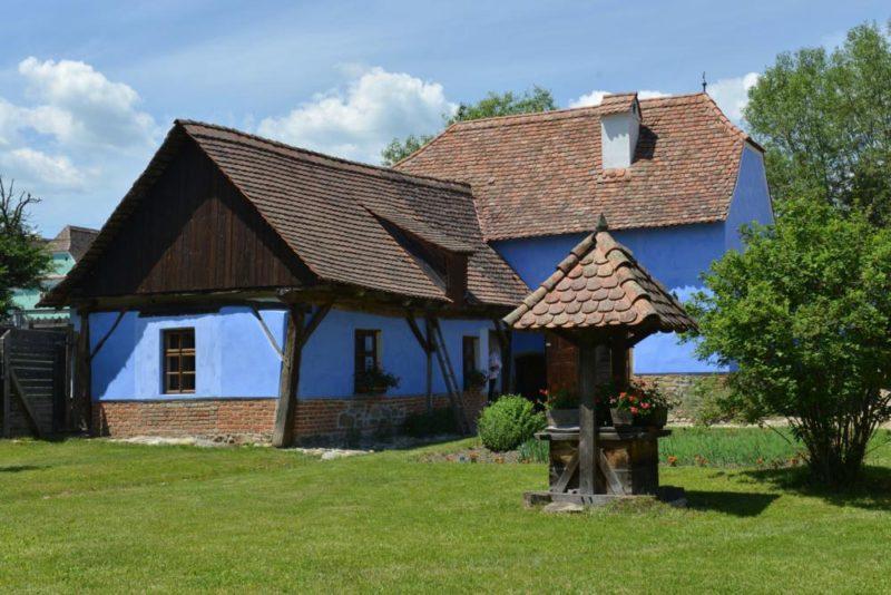 Szászfehéregyháza, 2018. május 31. Károly walesi herceg, brit trónörökös háza Erdélyben, szászfehéregyházi (Viscri, Deutsch-Weisskirch) birtokán 2018. május 31-én. MTI Fotó: Kátai Edit
