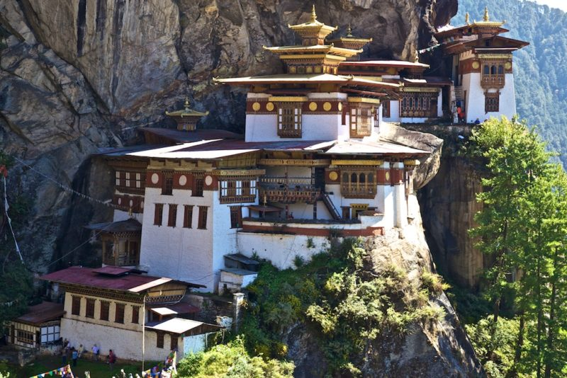 Tiger's Nest (Taktshang dzong)