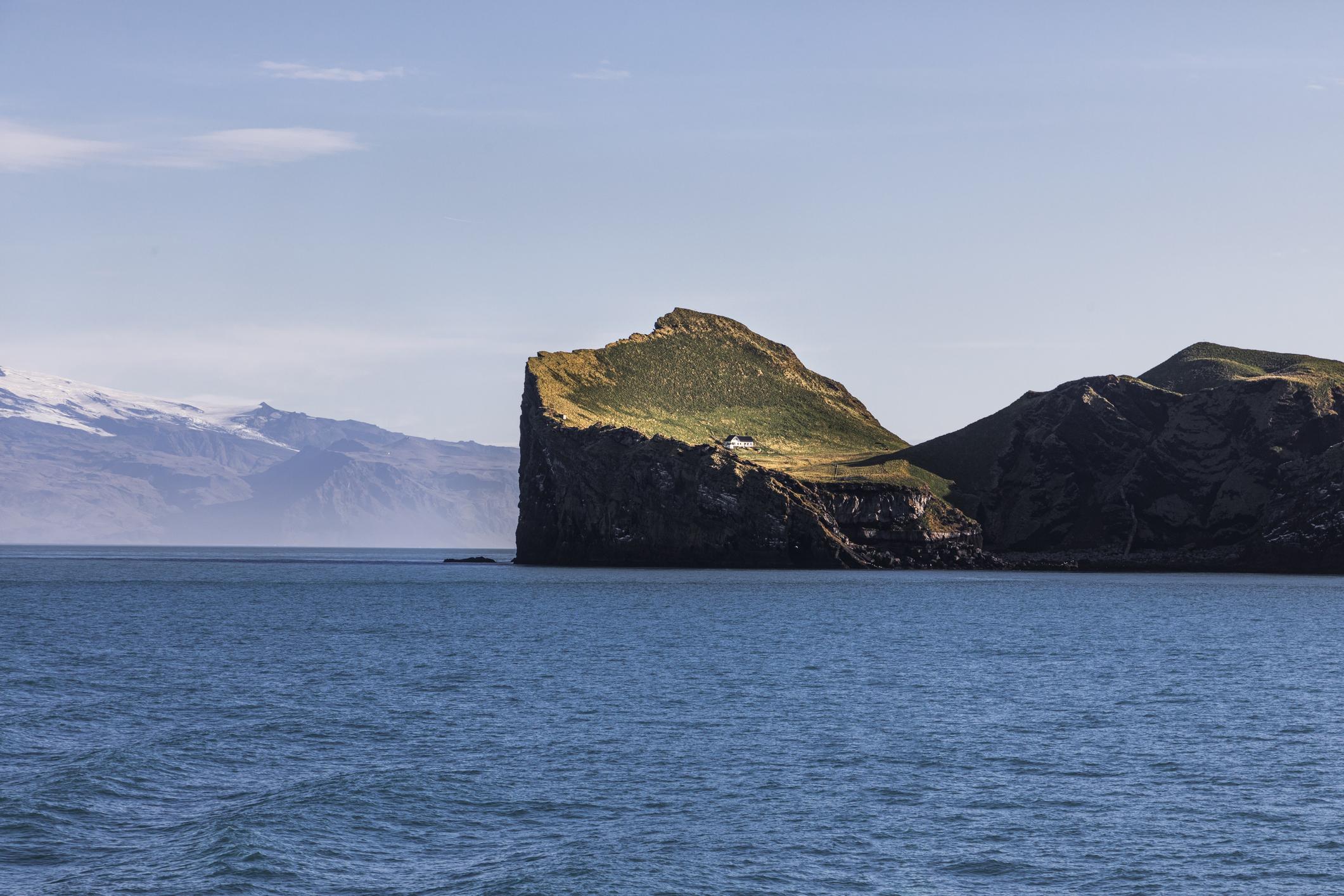 Egy izlandi szigeten áll a világ legmagányosabb háza