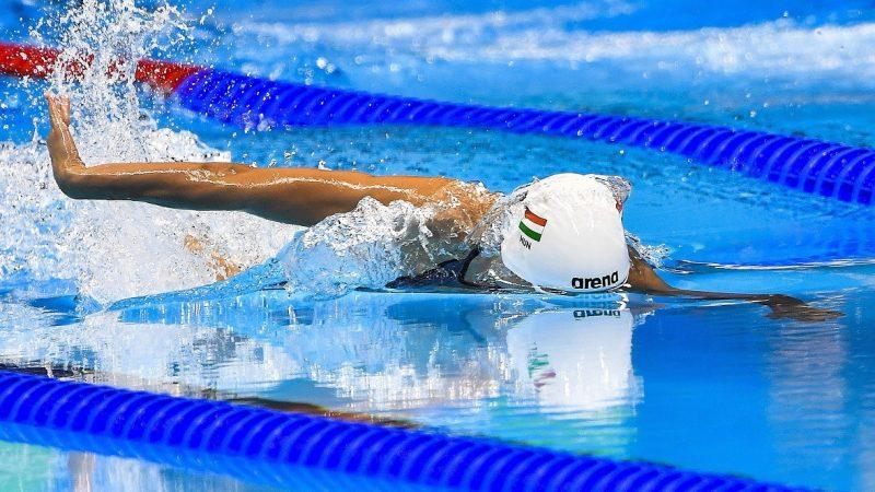 Rio de Janeiro, 2016. augusztus 11. Jakabos Zsuzsanna a 4x200 méteres nõi gyorsváltó döntõjében a riói nyári olimpián, a Rio de Janeiró-i Olimpiai Uszodában 2016. augusztus 10-én. A magyar váltó a hatodik helyen végzett. MTI Fotó: Czeglédi Zsolt
