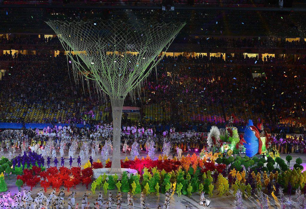 Rio de Janeiro, 2016. augusztus 22.A XXXI. nyári olimpiai játékok záróünnepsége a Rio de Janeiró-i Maracana Stadionban 2016. augusztus 21-én.MTI Fotó: Czeglédi Zsolt