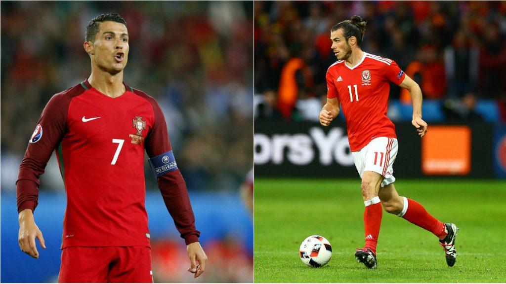 PORTUGÁLIA - WALES 🐧 Foci EB 2016 elődöntő [FIFA] - YouTube