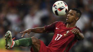 2884661 07/01/2016 Portugal's player Nani at the UEFA Euro 2016 quarter-final Poland vs. Portugal. Vladimir Pesnya/Sputnik