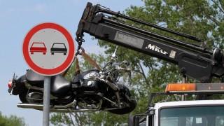 Meghalt egy motoros balesetben Gyulafirátótnál
