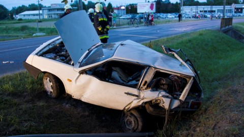 Halálos baleset Nagykanizsán
