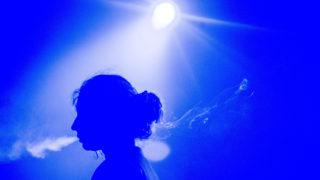 Budapest, 2018. március 13.Maria Alyokhina az orosz Pussy Riot Theatre koncertjén Budapesten az Akvárium Klubban2018. március 12-én.MTI Fotó: Balogh Zoltán