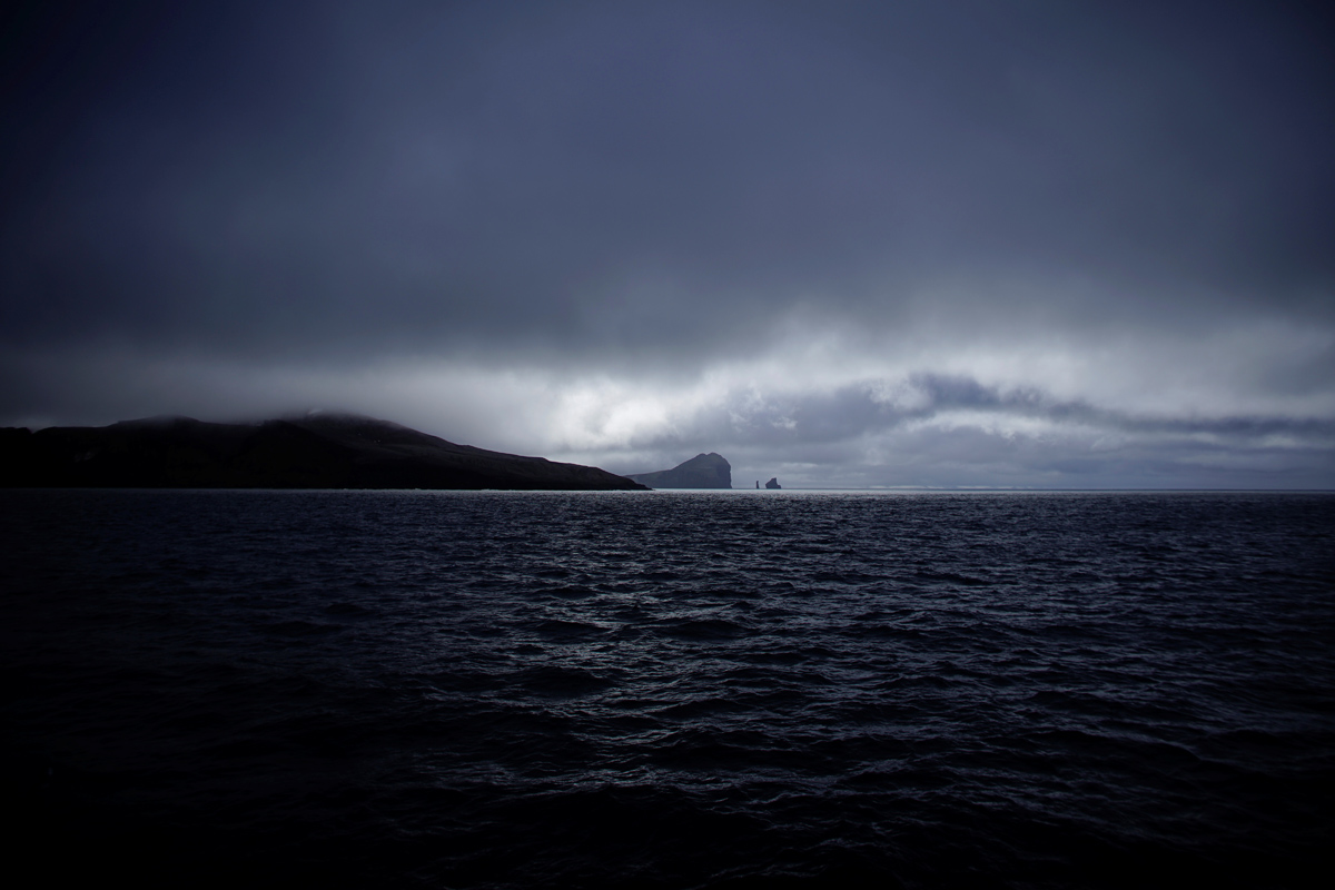 """A view shows Deception Island, Antarctica, February 17, 2018. REUTERS/Alexandre Meneghini   SEARCH """"ANTARCTICA"""" FOR THIS STORY. SEARCH """"WIDER IMAGE"""" FOR ALL STORIES."""