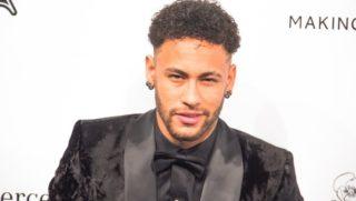 Neymar Jr. attends during the 2018 amfAR Gala Sao Paulo at the home of Dinho Diniz on April 13, 2018 in Sao Paulo, Brazil. (PHOTO: DANILO FERNANDES/BRAZIL PHOTO PRESS)