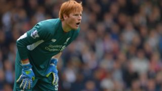 Liverpool Goalkeeper Adam Bogdan during the Barclays Premier League match between West Bromwich Abion and Liverpool played at The Hawthorns, West Bromwich on May 15th 2016 - Photo Joe Toth / BPI / DPPI