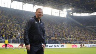 firo: 27.10.2018, Football, 1.Bundesliga, Season 2018/2019, BVB, Borussia Dortmund - Hertha BSC Berlin coach Pal DARDAI, Hertha before the match | usage worldwide