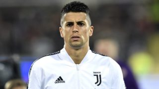 Joao Cancelo of Juventus during the Serie A match between Fiorentina and Juventus at Stadio Artemio Franchi, Florence, Italy on 1 December 2018.  (Photo by Giuseppe Maffia/NurPhoto)