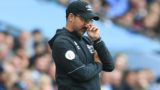 """(FILES) In this file photo taken on August 19, 2018 Huddersfield Town's German head coach David Wagner watches from the touchline during the English Premier League football match between Manchester City and Huddersfield Town at the Etihad Stadium in Manchester, north west England. - Huddersfield manager David Wagner has left the club by """"mutual consent"""", the struggling Premier League side announced on Monday. (Photo by Lindsey PARNABY / AFP) / RESTRICTED TO EDITORIAL USE. No use with unauthorized audio, video, data, fixture lists, club/league logos or 'live' services. Online in-match use limited to 120 images. An additional 40 images may be used in extra time. No video emulation. Social media in-match use limited to 120 images. An additional 40 images may be used in extra time. No use in betting publications, games or single club/league/player publications. /"""