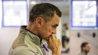 Nebojsa Vignjevic Újpest labdarúgás vezetőedzője