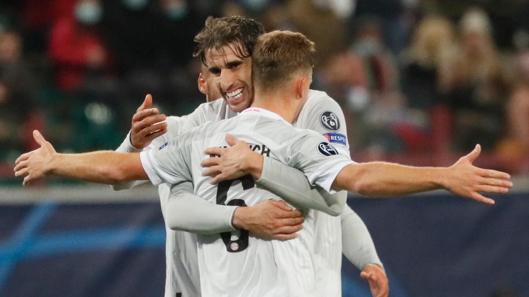 A Bayern München és az Atalanta is négyet vágott a BL-ben | Rangadó