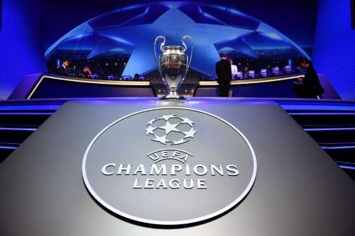 MONTE CARLO, MONACO - AUGUST 24: UEFA Champions League trophy is seen during the UEFA Champions League 2017-18 Group stage draw ceremony, at the Grimaldi Forum, Monte Carlo in Monaco, on August 24, 2017. Mustafa Yalcin / Anadolu Agency