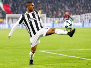 Douglas Costa of Juventus during the UEFA Champions League, Group D football match between Juventus FC and FC Barcelona on November 22, 2017 at Allianz Stadium in Turin, Italy - Photo Morgese - Rossini / DPPI