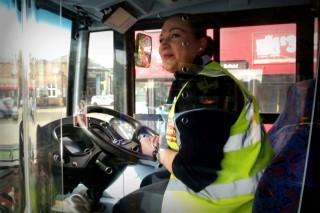 Londoni buszsofőr (buszsofőr)