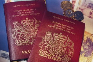 Anglia útlevél (Anglia útlevél)