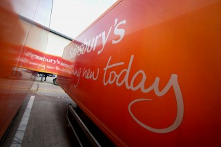 Sainsbury kamion (Sainsbury kamion, Anglia)