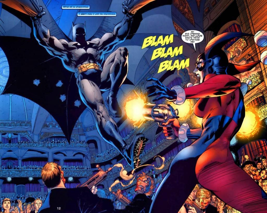 Batman #613 p12-p13