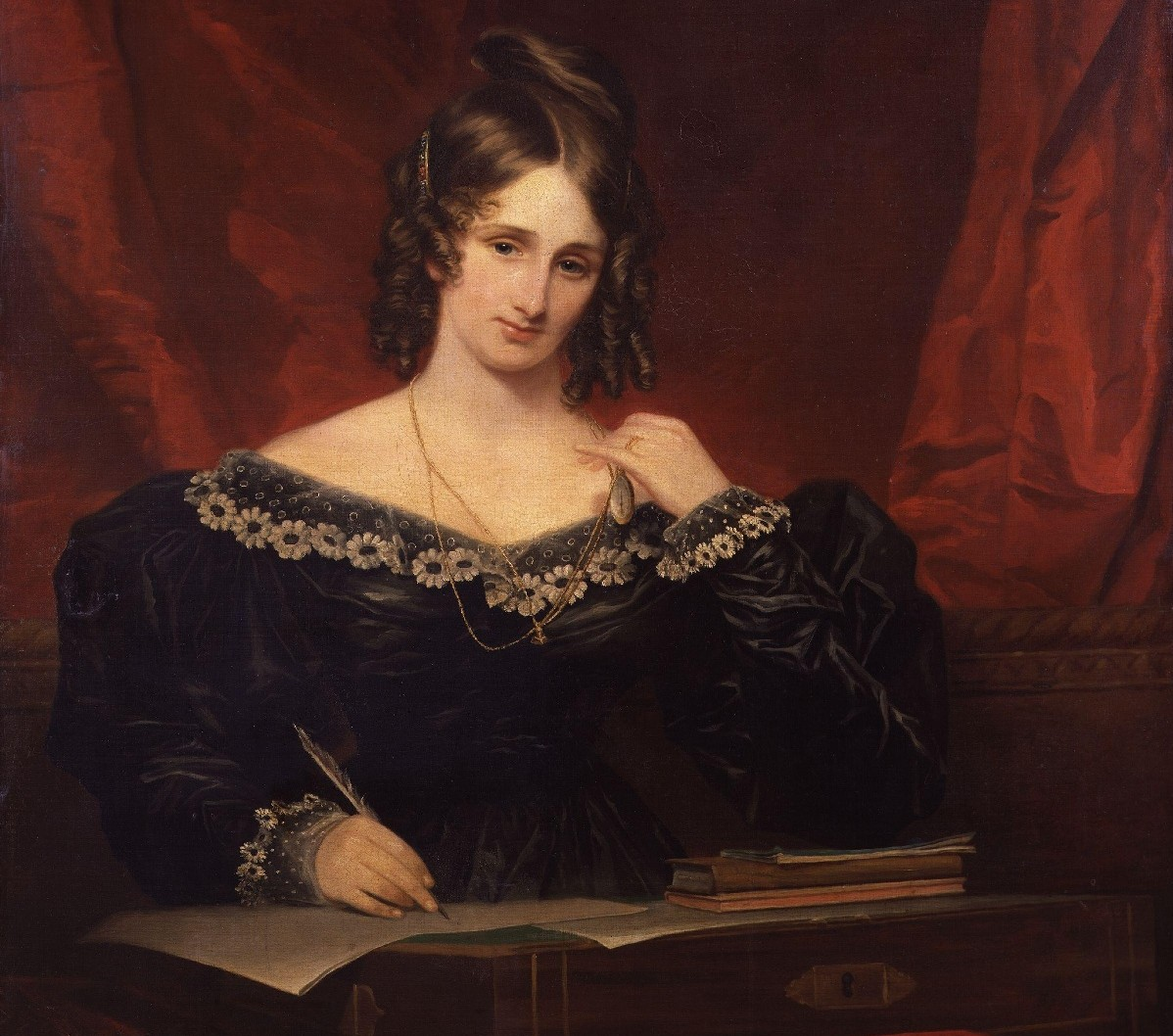 Samuel John Stump: Mary Shelley